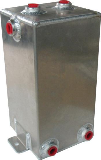 QSP - Fuel Catch Tank 4L - 130x260mm