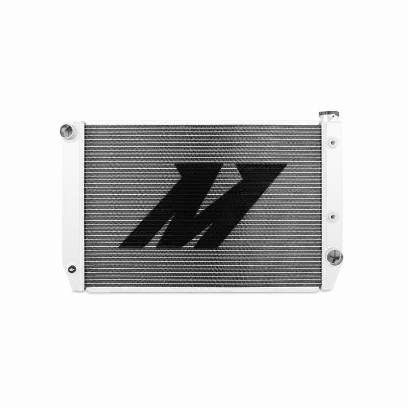 "Mishimoto Universal Circle Track Aluminum Radiator 31.0"" x 19.0"" x 3.0"""