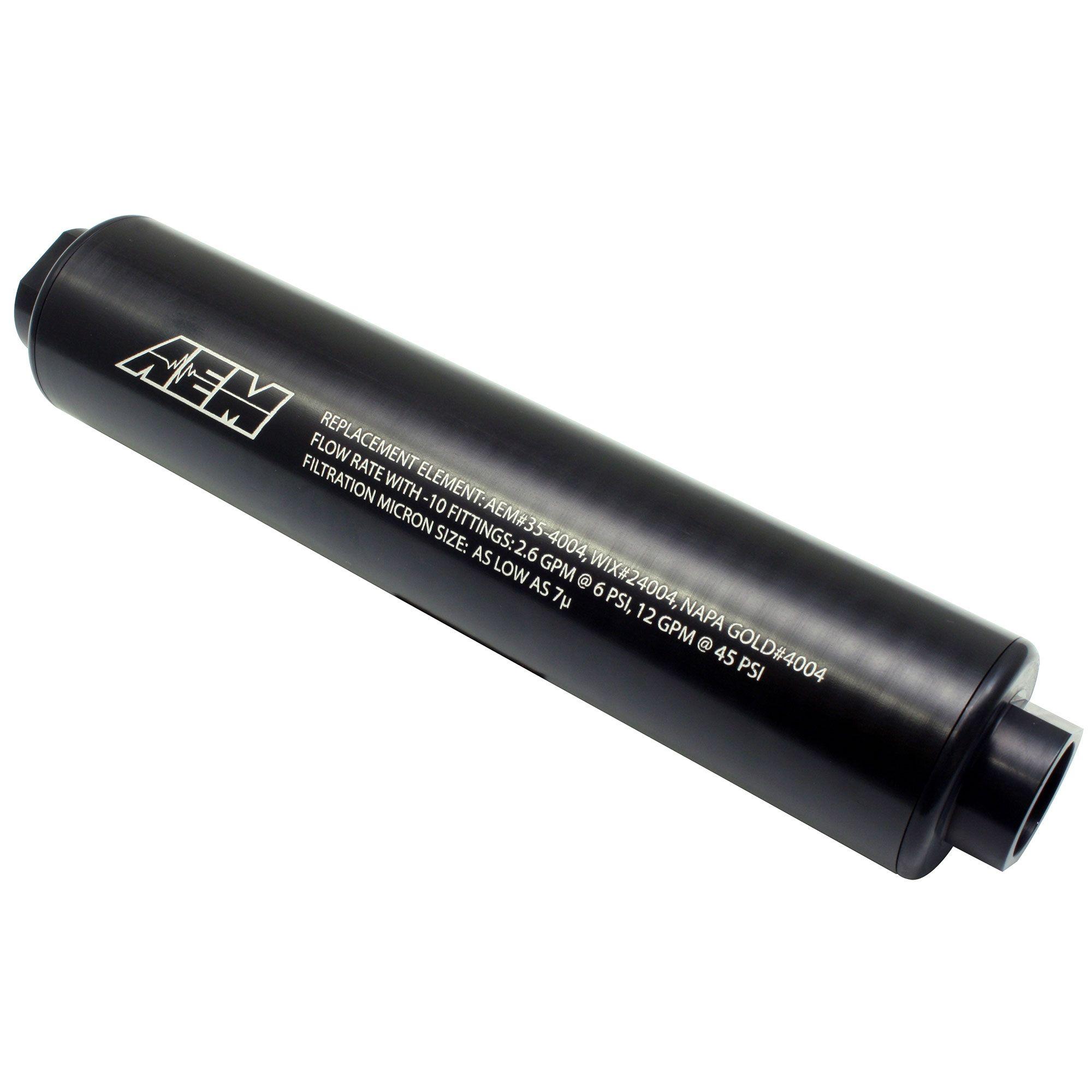 AEM - High Flow Fuel Filter