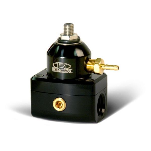 Blox Racing - 3-Port Adjustable Fuel Pressure Regulator