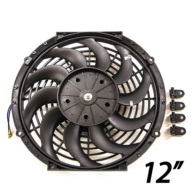 Cooling Solutions - Fan 12Inch/30cm