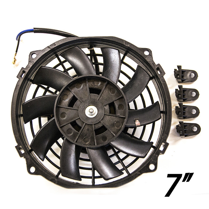 Cooling Solutions - Fan 7Inch/18cm
