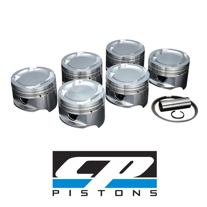 CP Forged Pistons - 2JZ-GTE