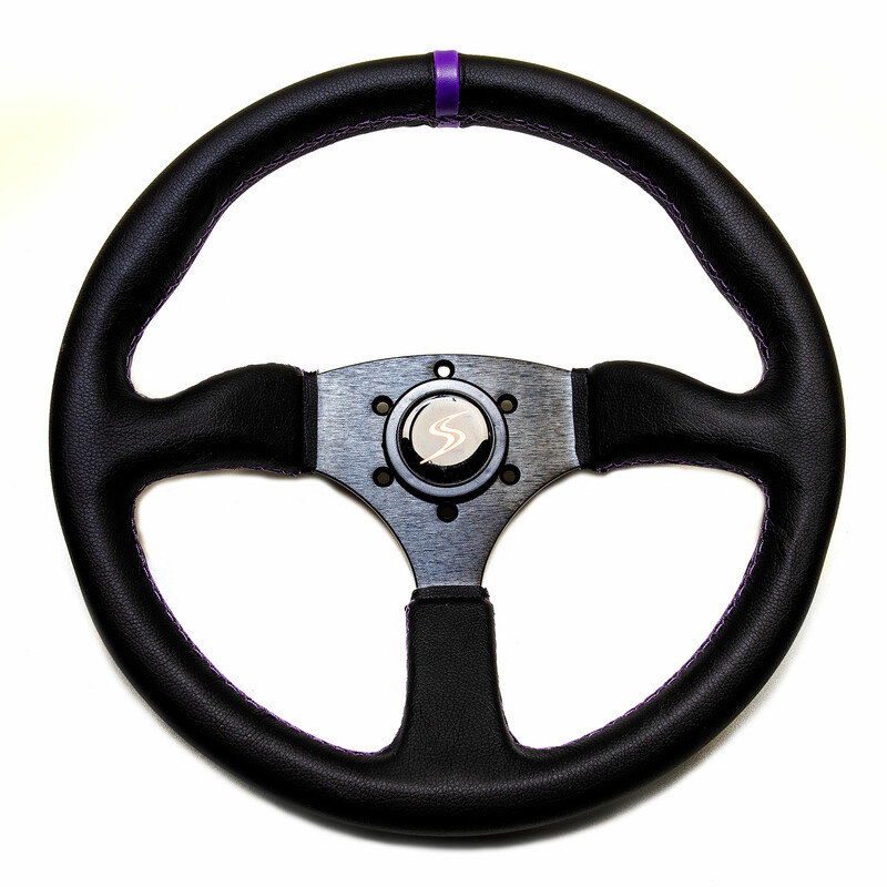 DS Steering Wheel - 60 mm Dish - Le Mans Edition