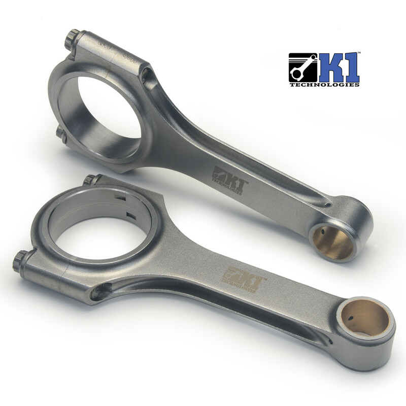 K1 Forged Conrods - 2JZ-GTE