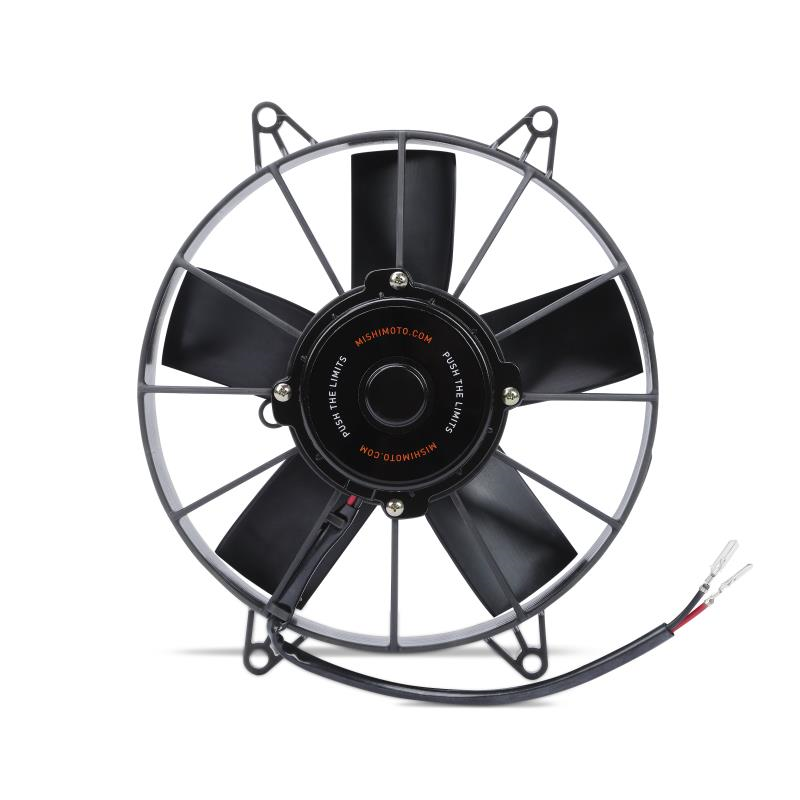 Mishimoto Race Slim Fan High Flow Black 11 Inch/28cm