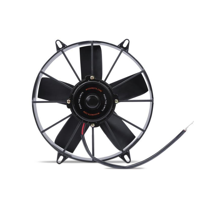 Mishimoto Race Slim Fan High Flow Black 12 Inch/30cm