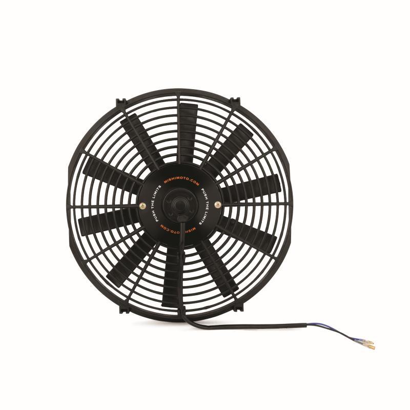 Mishimoto Slim Fan Electric 14 Inch/35cm Black