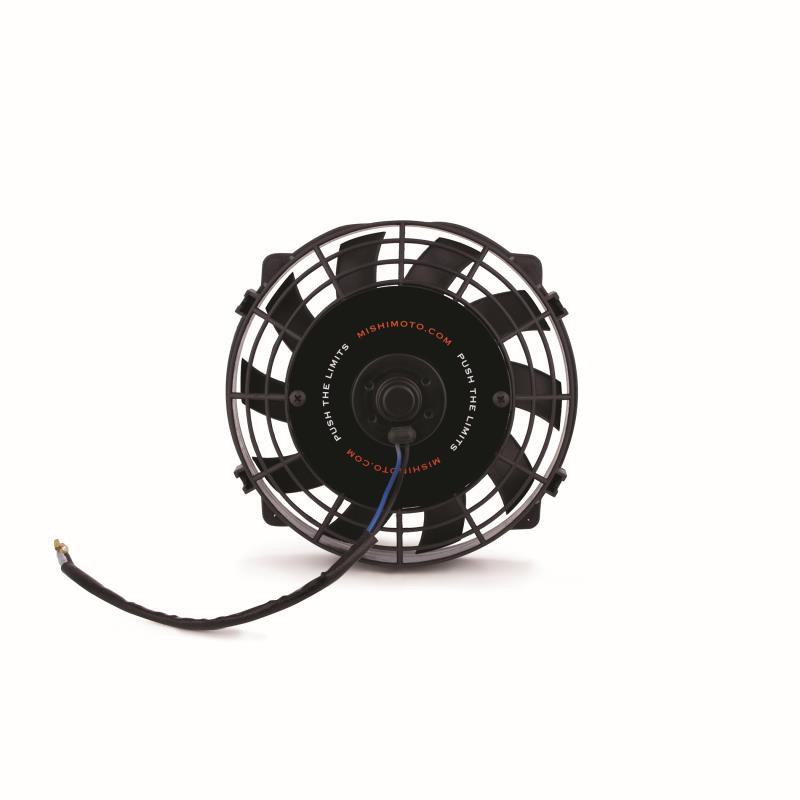 Mishimoto Slim Fan Electric 8 Inch/203mm Black