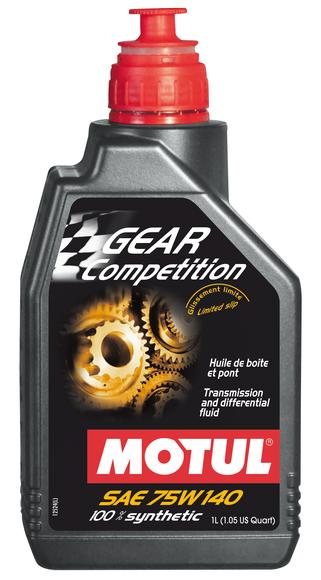 MOTUL Gear Competition 75W-140