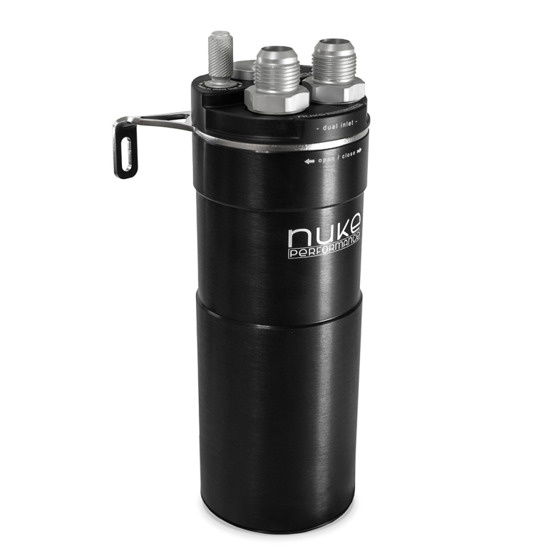NUKE - Competition Oil Catch Can - 1 liter