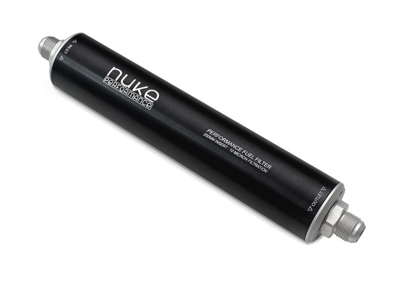 NUKE - Fuel Filter 200mm