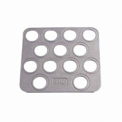 OMP Aluminium Drivers Footrest