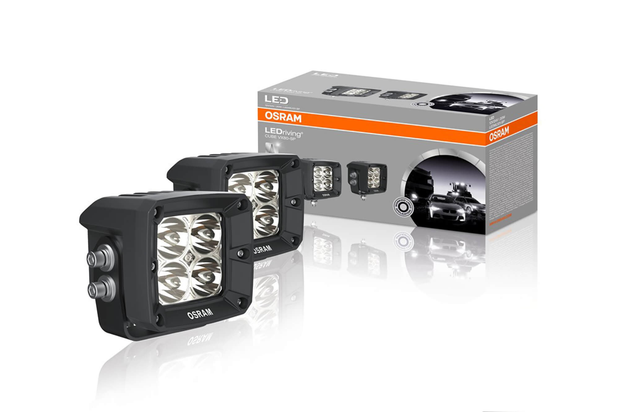 OSRAM - LED бар комплект (LEDWL101-SP)