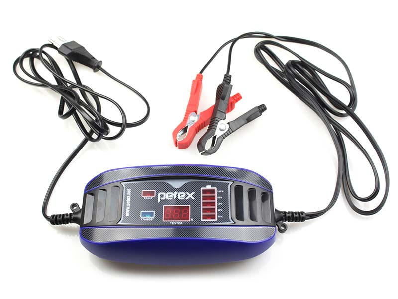 PETEX - Зарядно за акумулатор