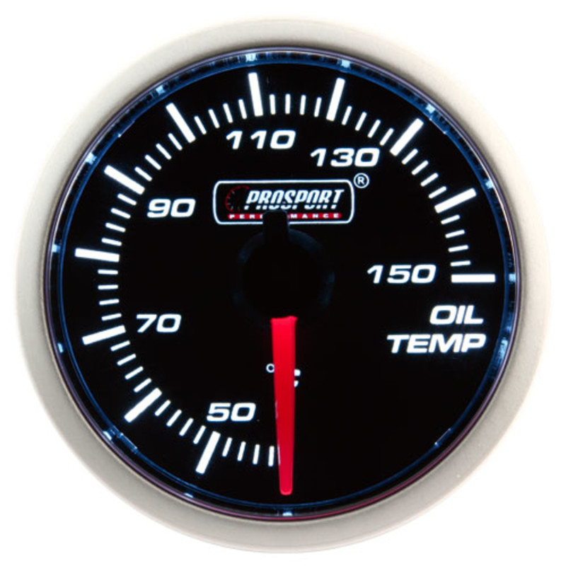 Prosport - Oil Temperature Gauge