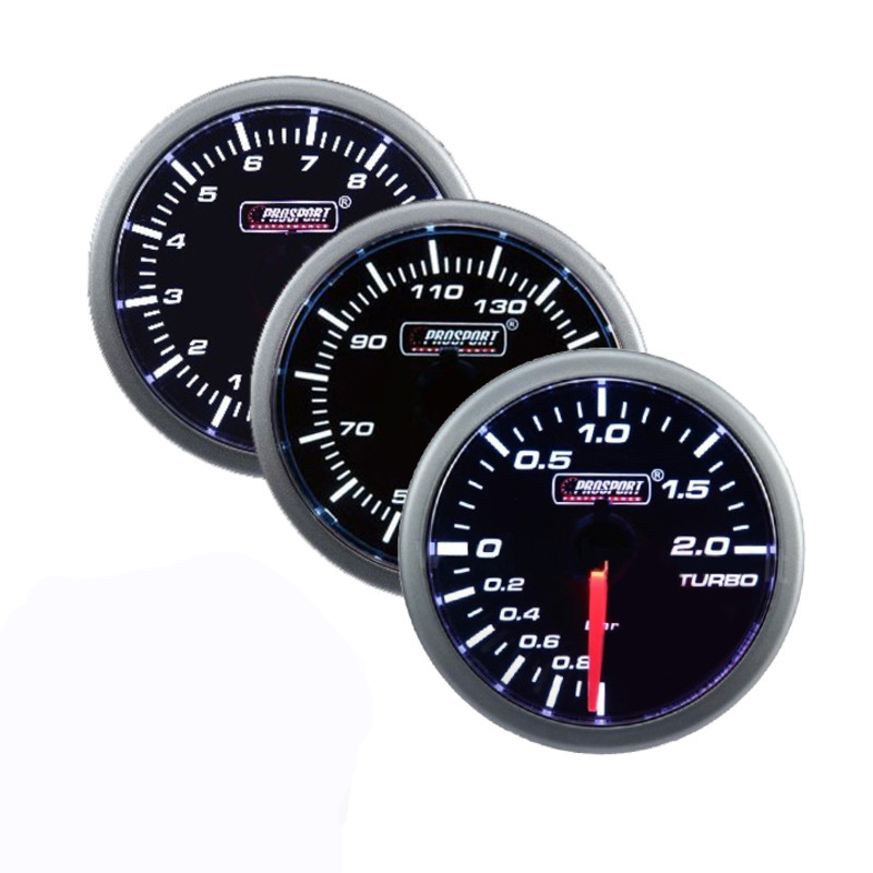 Prosport - Triple Gauge Package - Turbo/Oil