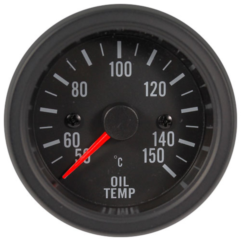 ProSport - Vintage Oil Temperature Gauge