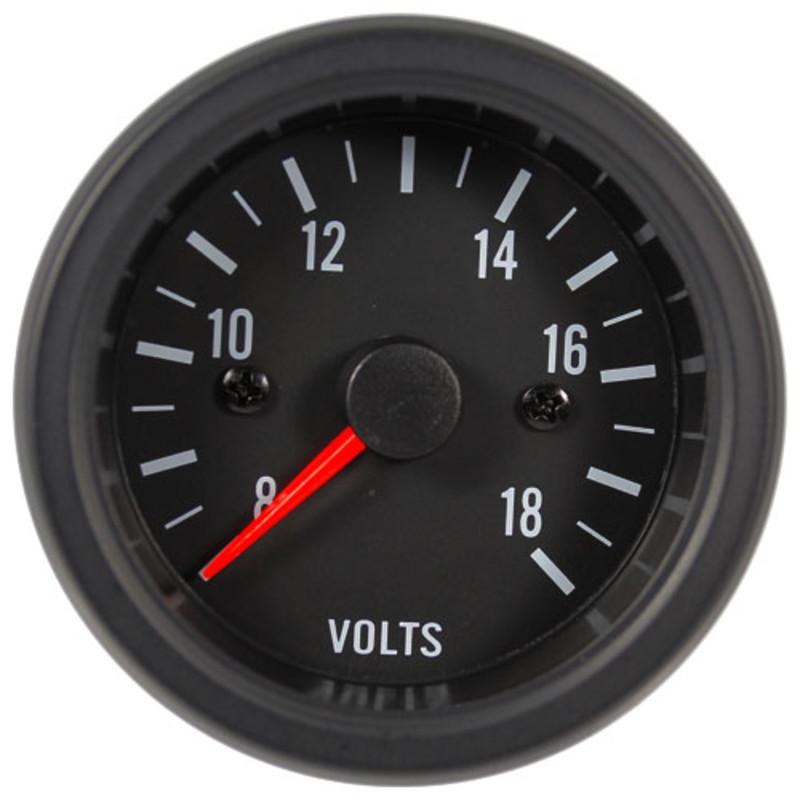 ProSport - Vintage Voltmeter Gauge