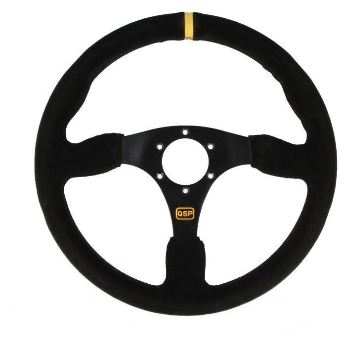 QSP Racing Steering Wheel - pn30009