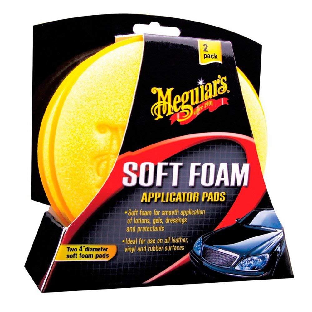 Meguiars - Soft Foam Applicator Pad 2 pack