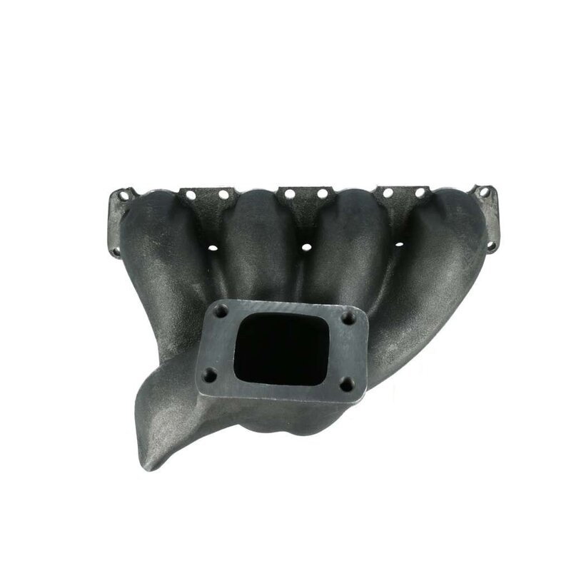 SPA - Exhaust Manifold VAG 1.8T lengthways - Cast iron - T3
