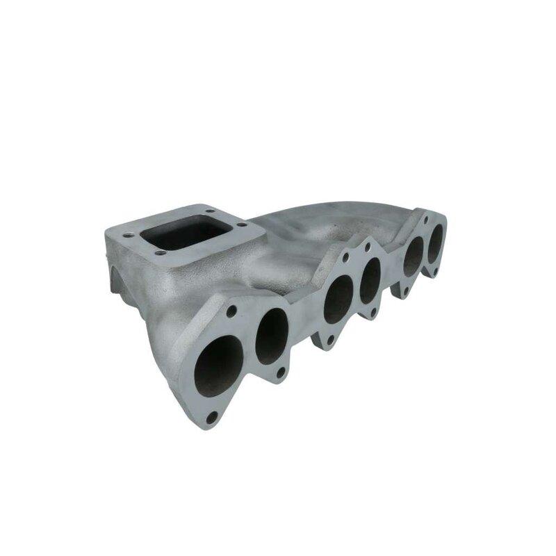 SPA - Exhaust Manifold VAG VR6 12V - Cast iron - T3
