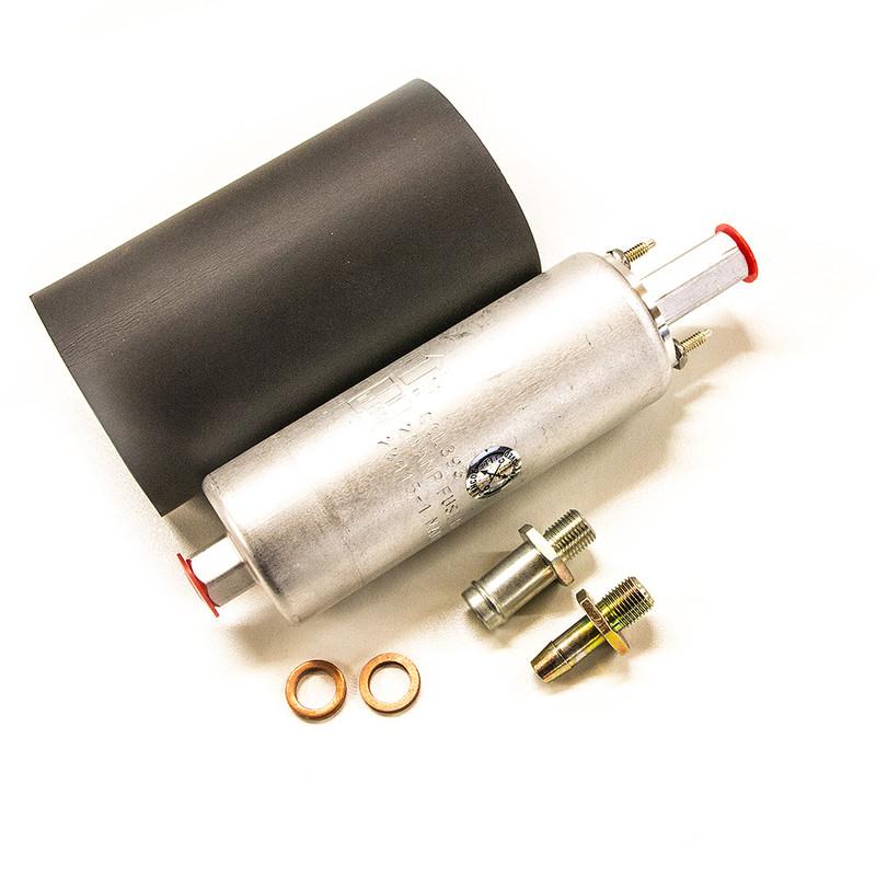 Walbro - 234 L/h External Fuel Pump Kit - BMW E30